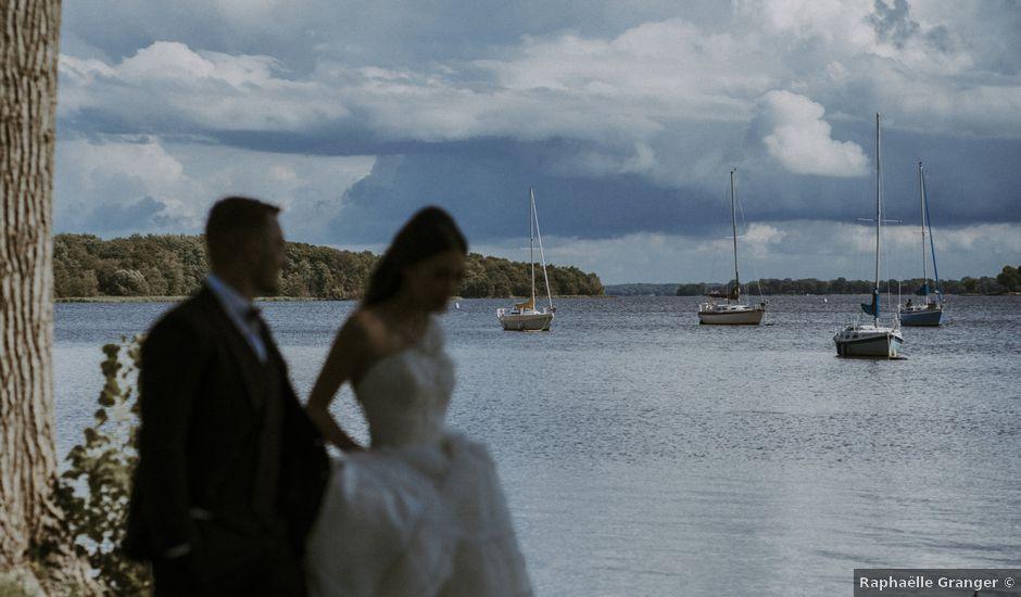 Daniel and Sophie's wedding in Dorval, Quebec