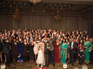 The wedding of Alaina and Mikail 2