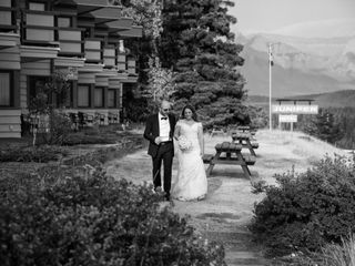 The wedding of Linda and Assem 1