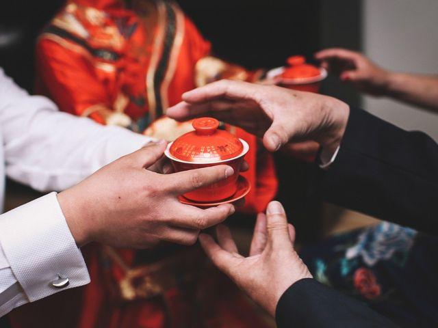Xie and Enna's wedding in Calgary, Alberta 9