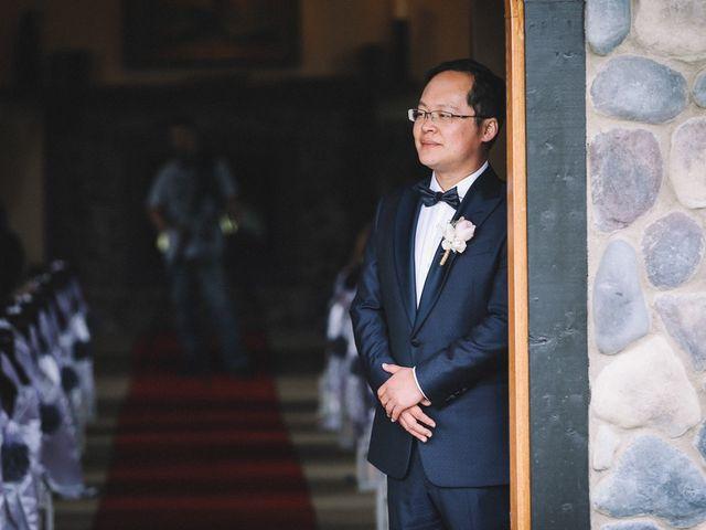 Xie and Enna's wedding in Calgary, Alberta 15
