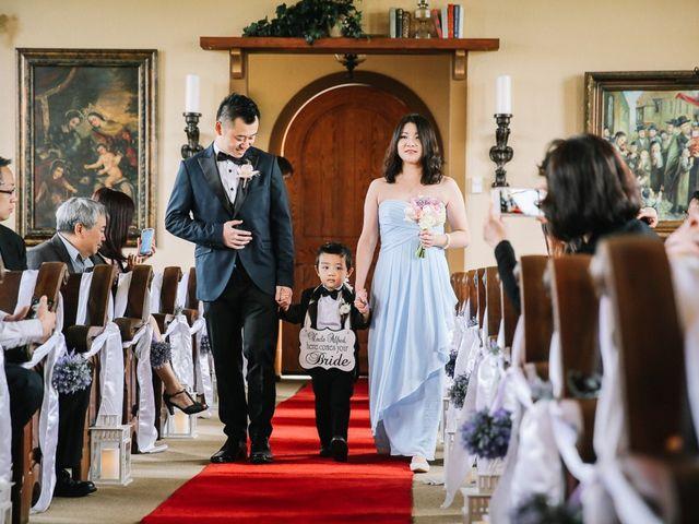 Xie and Enna's wedding in Calgary, Alberta 17