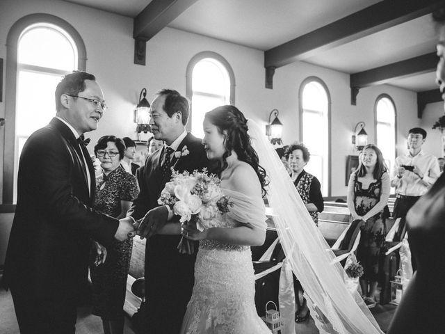 Xie and Enna's wedding in Calgary, Alberta 18