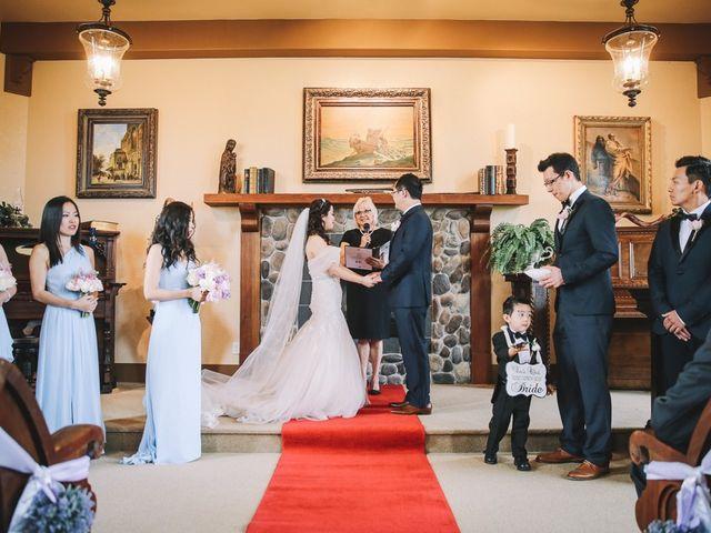 Xie and Enna's wedding in Calgary, Alberta 19
