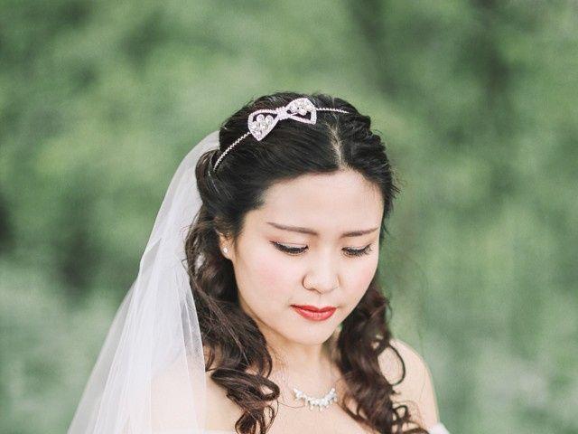 Xie and Enna's wedding in Calgary, Alberta 22