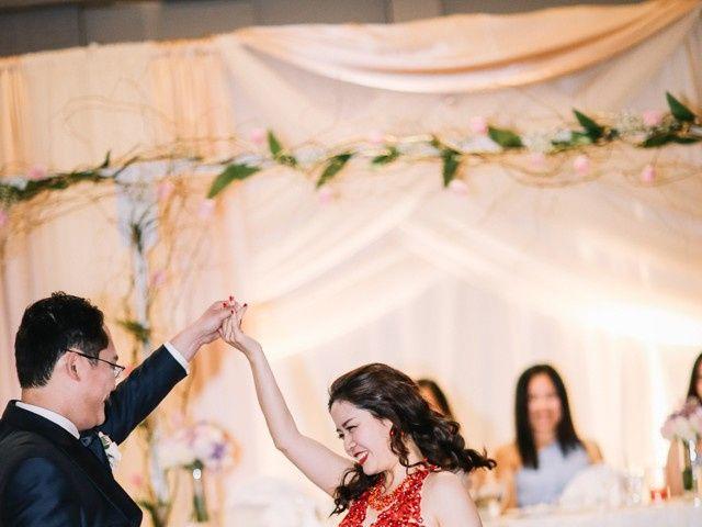 Xie and Enna's wedding in Calgary, Alberta 31