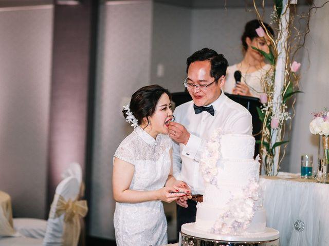 Xie and Enna's wedding in Calgary, Alberta 33