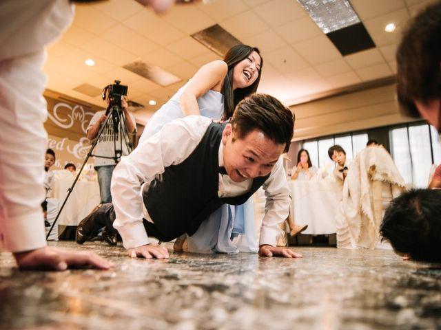 Xie and Enna's wedding in Calgary, Alberta 34