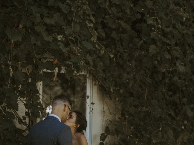 Jonathan and Audrey's wedding in Saint-Charles-sur-Richelieu, Quebec 12