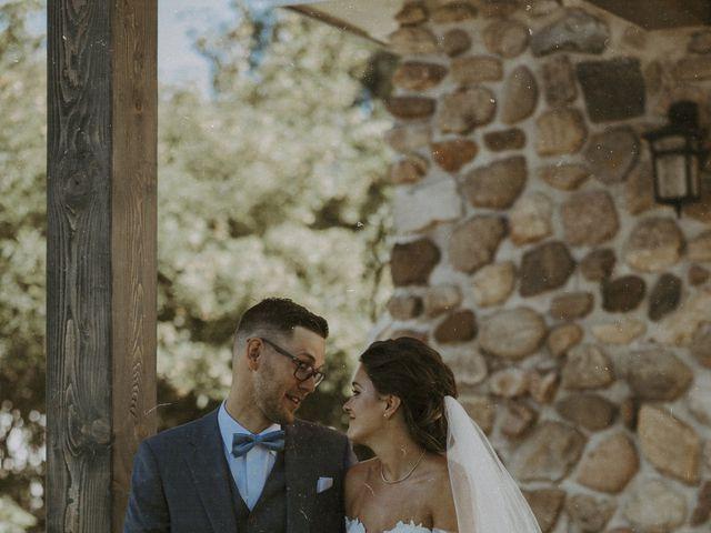 Jonathan and Audrey's wedding in Saint-Charles-sur-Richelieu, Quebec 20