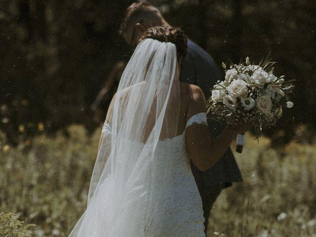 Jonathan and Audrey's wedding in Saint-Charles-sur-Richelieu, Quebec 22