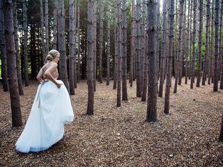 The wedding of Allison and Corwin 1