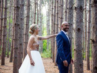 The wedding of Allison and Corwin 2