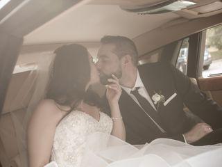 The wedding of Eleni and Nem 3