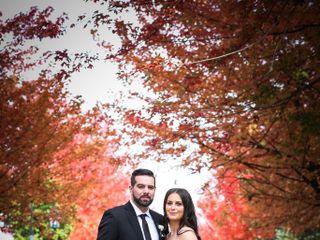 The wedding of Eleni and Nem 2