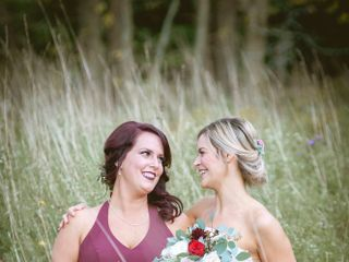The wedding of Jesse and Danette 1