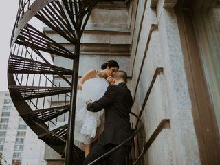 The wedding of Janika and Philipp
