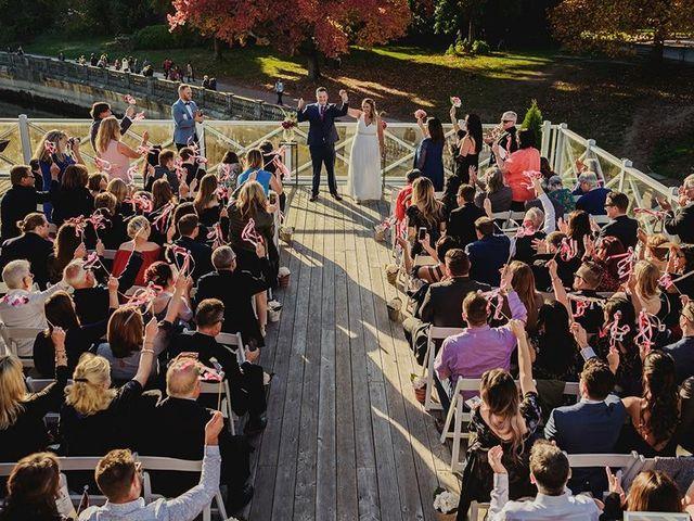 Jordan and Erin's wedding in Vancouver, British Columbia 4