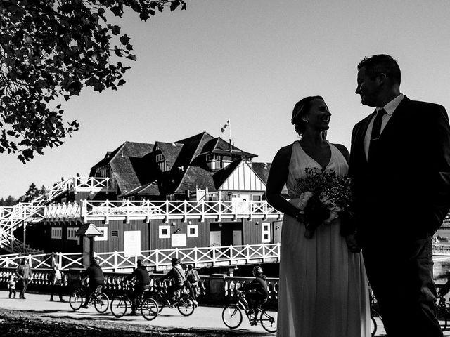 Jordan and Erin's wedding in Vancouver, British Columbia 10