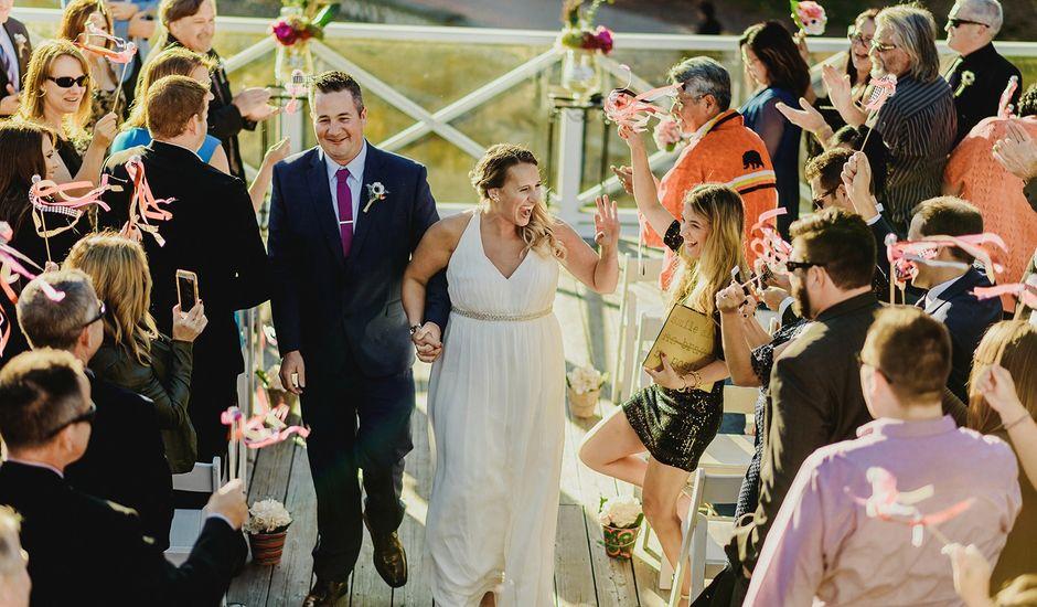 Jordan and Erin's wedding in Vancouver, British Columbia