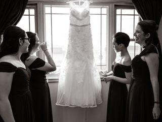 The wedding of Amanda and Fredrick 1