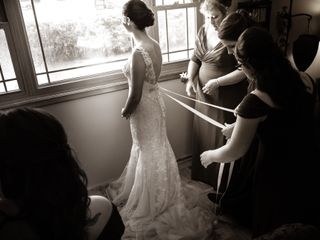The wedding of Amanda and Fredrick 2