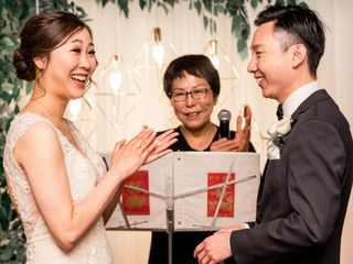 The wedding of Betty and Steven 2