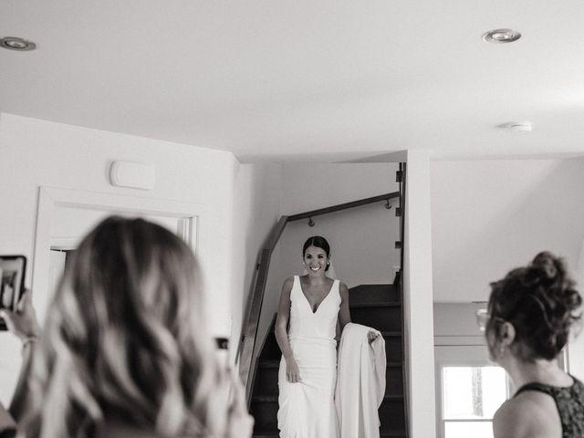 Alexandre and Catherine's wedding in La Prairie, Quebec 13
