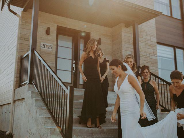 Alexandre and Catherine's wedding in La Prairie, Quebec 18