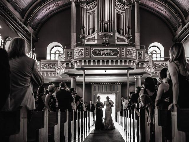 Alexandre and Catherine's wedding in La Prairie, Quebec 24