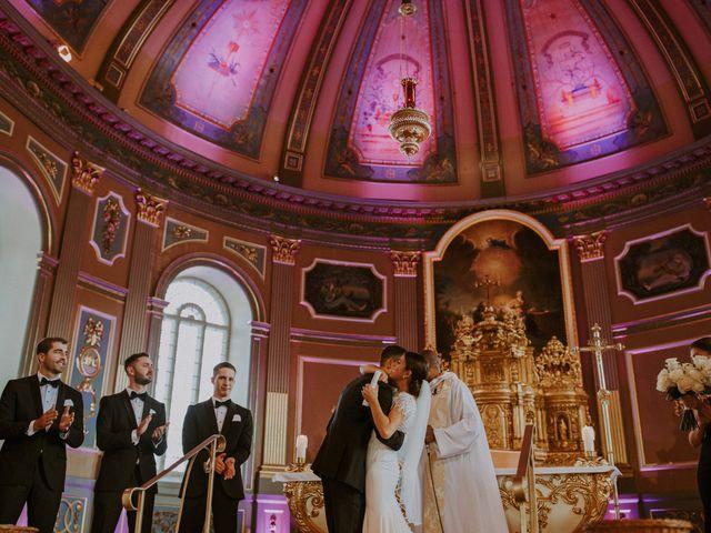 Alexandre and Catherine's wedding in La Prairie, Quebec 34