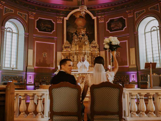 Alexandre and Catherine's wedding in La Prairie, Quebec 35