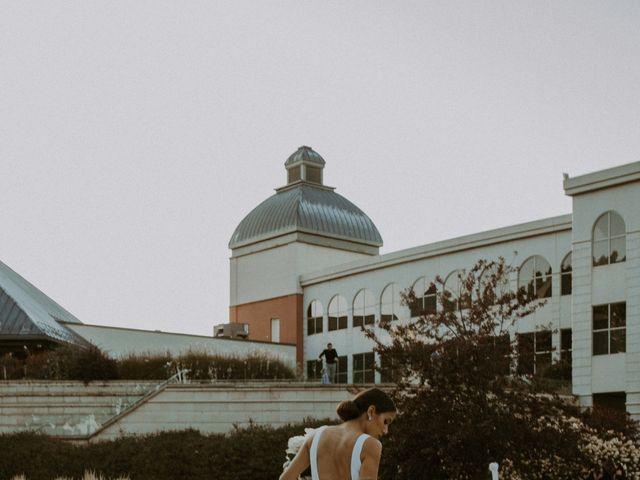 Alexandre and Catherine's wedding in La Prairie, Quebec 67