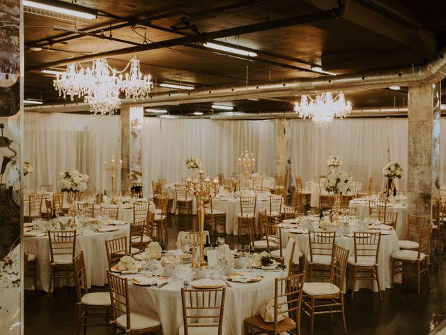 Alexandre and Catherine's wedding in La Prairie, Quebec 77