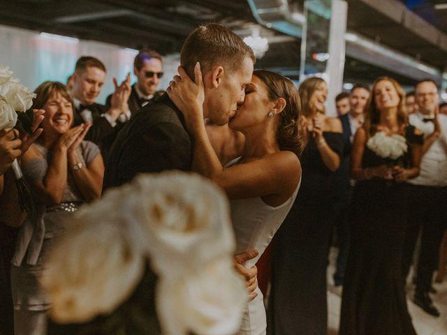 Alexandre and Catherine's wedding in La Prairie, Quebec 87