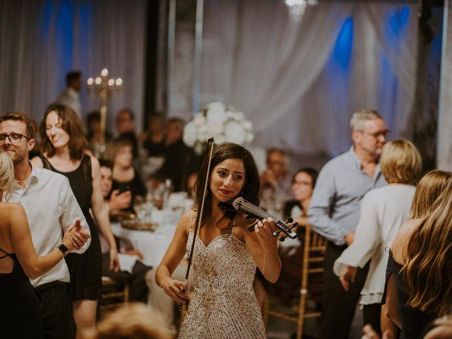 Alexandre and Catherine's wedding in La Prairie, Quebec 90