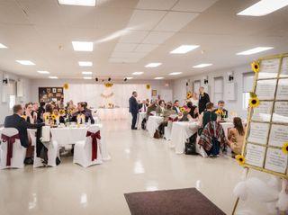 The wedding of Megan and Jonathan 1