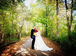 The wedding of Megan and Jonathan