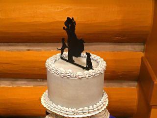 The wedding of Tobi and Pano 1