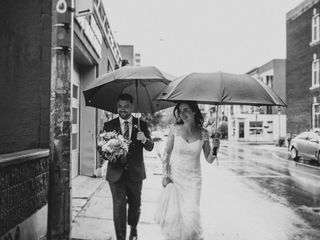 The wedding of Jennifer and Andrew