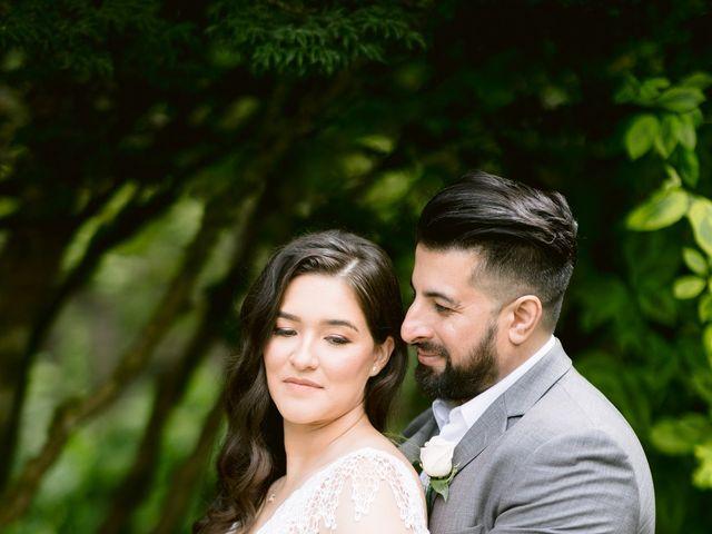 The wedding of Marilyn and Daljit