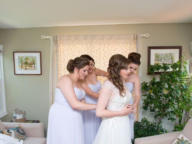 Ryan and Sarah's wedding in Cambridge, Ontario 4
