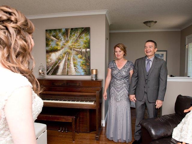 Ryan and Sarah's wedding in Cambridge, Ontario 12