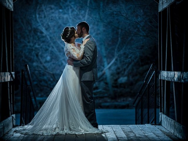 The wedding of Clara and Jason
