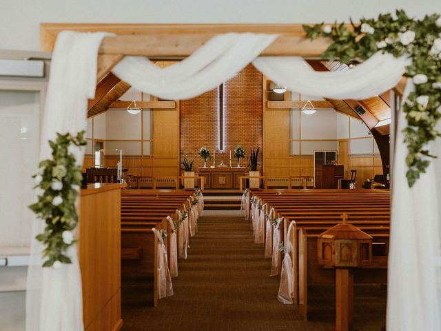 Dylan and Janelle's wedding in Steinbach, Manitoba 4