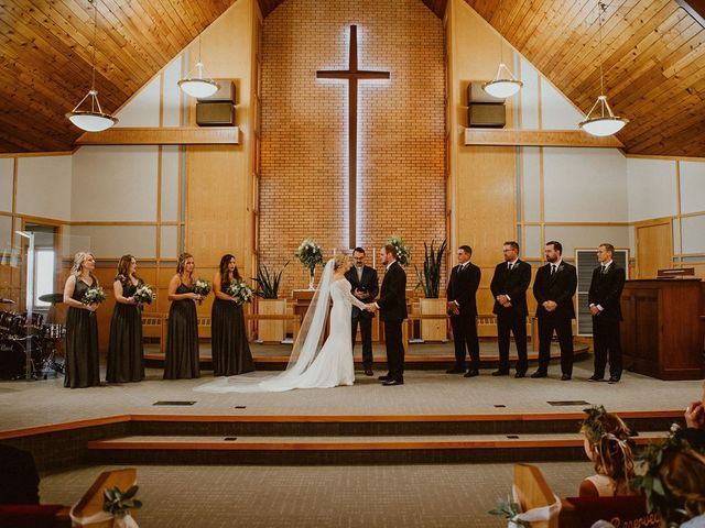 Dylan and Janelle's wedding in Steinbach, Manitoba 6