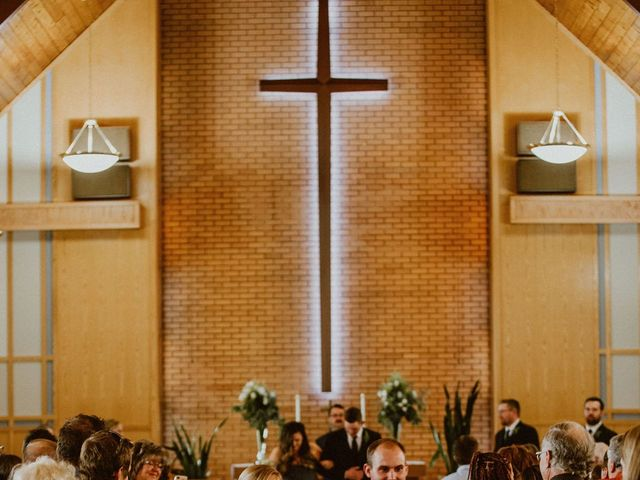 Dylan and Janelle's wedding in Steinbach, Manitoba 7