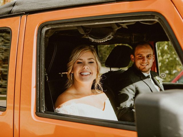 Dylan and Janelle's wedding in Steinbach, Manitoba 9