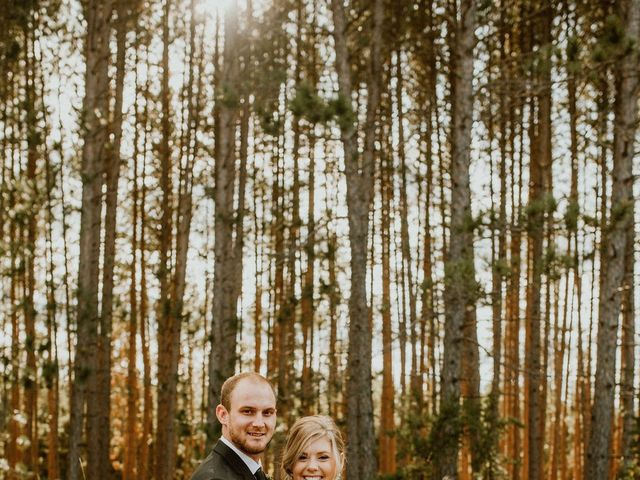 Dylan and Janelle's wedding in Steinbach, Manitoba 13