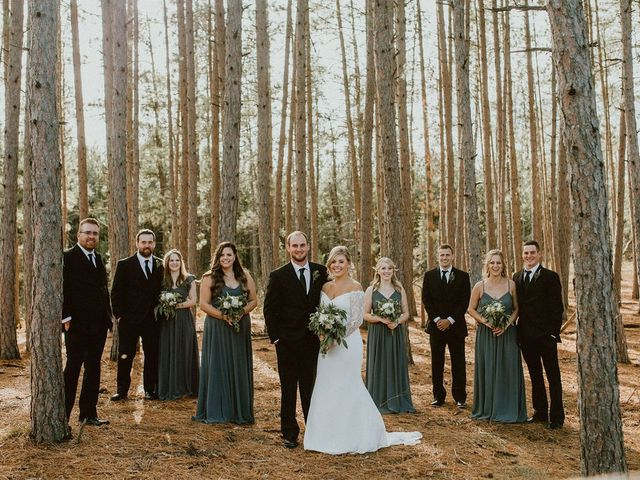 Dylan and Janelle's wedding in Steinbach, Manitoba 15